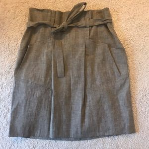 BCBG Paperbag skirt